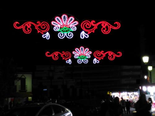 Abanico LED